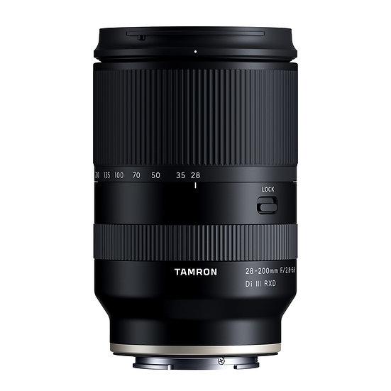Tamron 28-200mm F2.8-5.6 DiⅢ RXD / Sony E-Mount 35mmFullsize