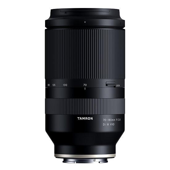 Tamron 70-180mm F2.8 DiⅢ VXD / Sony E Mount 35mmFullSize