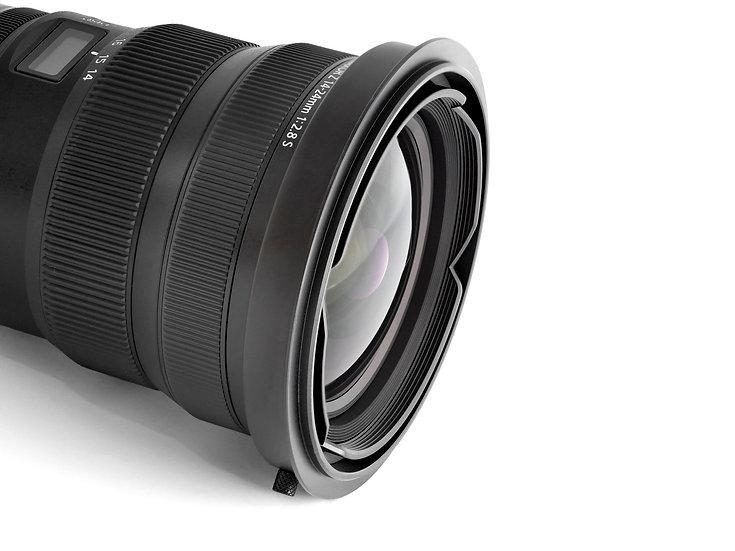 Nikon Z 14-24mm f2.8 S Holder adapter for 100mm