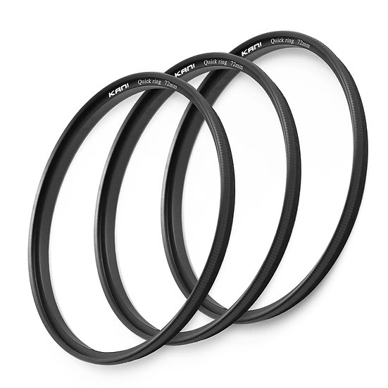 Quick ring 72mm Ring Part 3pieces