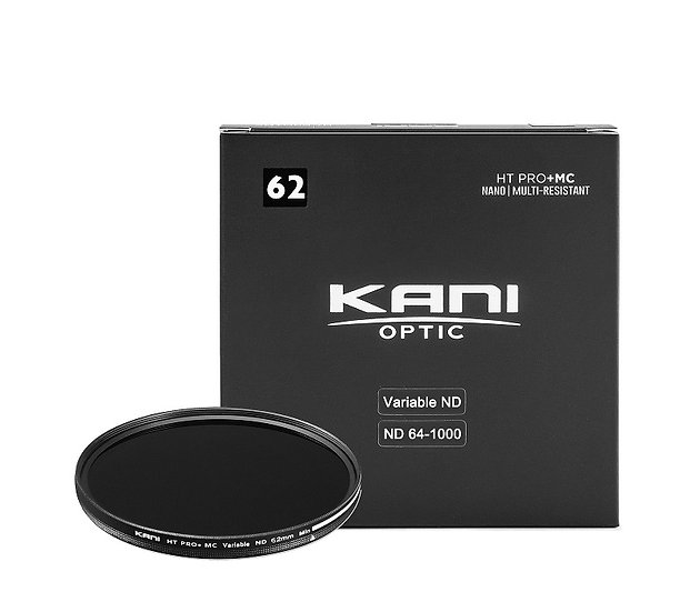 ND64-1000 Variable 62mm