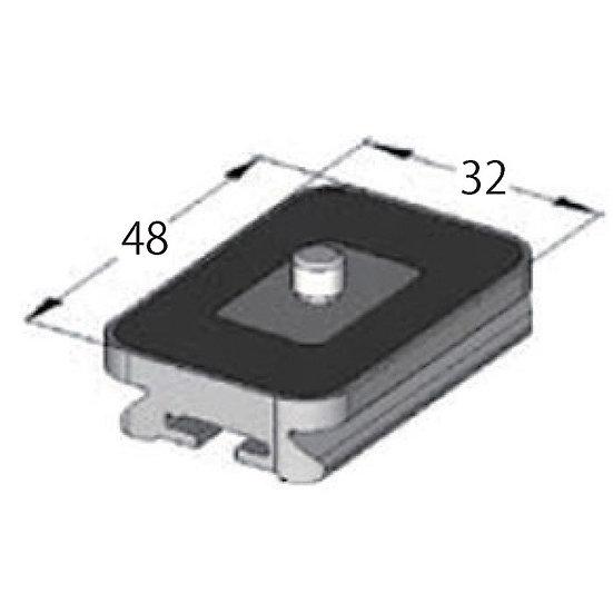 ARCA-SWISS Quick Plate Monoball Fix 48 Universal
