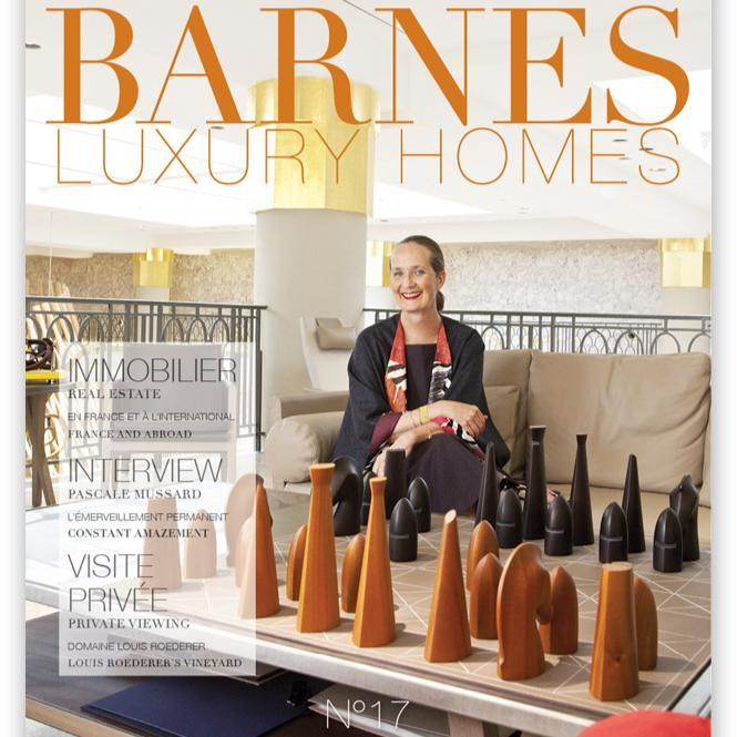BARNES LUXURY HOMES  Automne/hiver 2015-2016 N°17