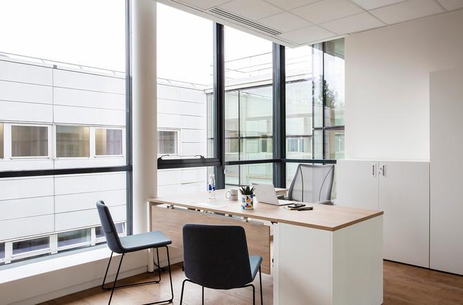 Make Office -Projet RTE Guyancourt