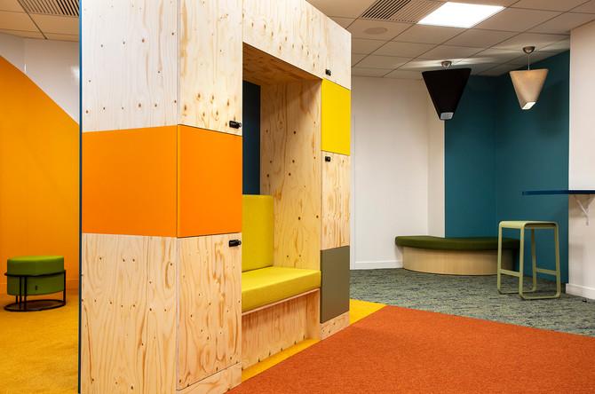 Building Solutions-Salle de créativité SNCF