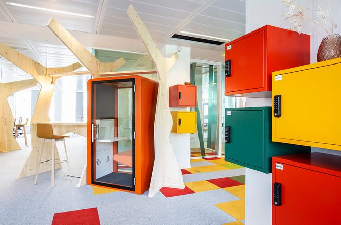 Building Solutions- Campus numérique SNCF