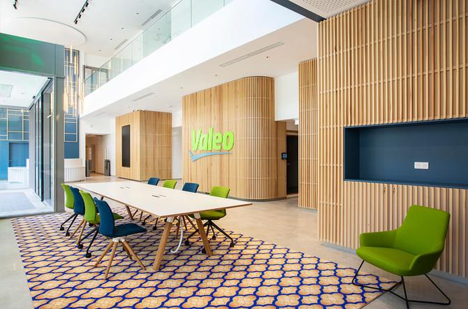 CBRE Design&Project - Valéo