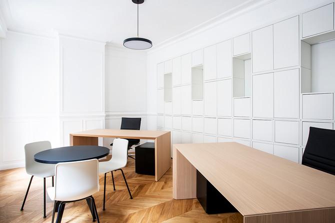 Cabinet d'avocat - Place de La Madeleine