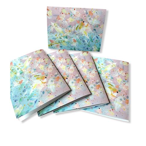 Mini Abstract Series No 25--Notecards