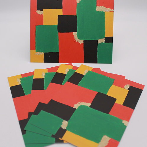 Colors of Royalty Cards