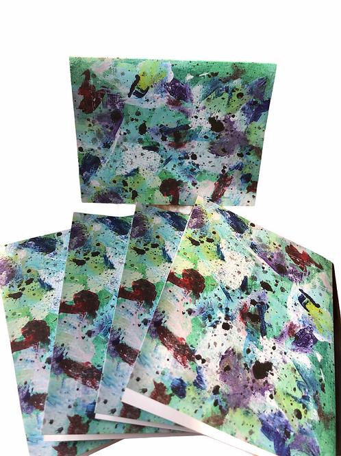 Mini Abstract Series No 32--Notecards