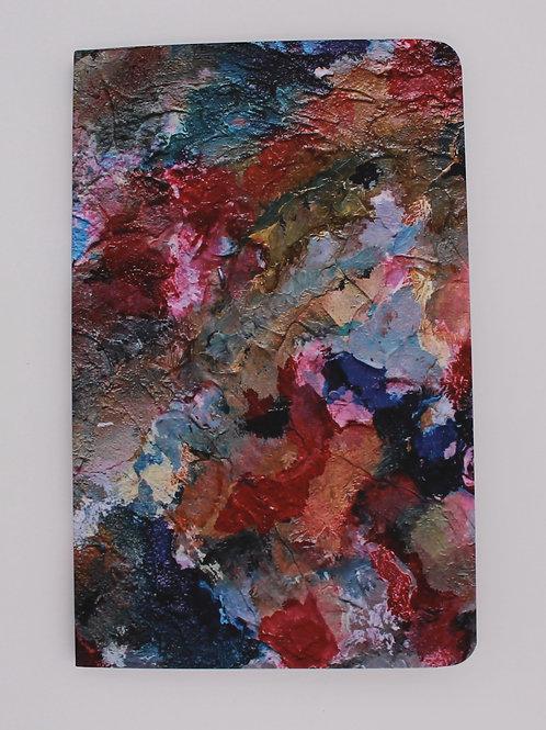 Mosaic Softbound Notebook