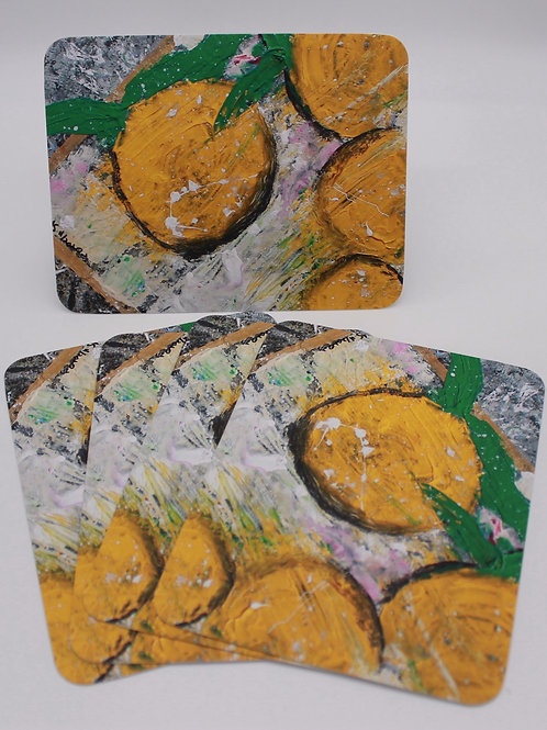 Oranges 1 Stationery