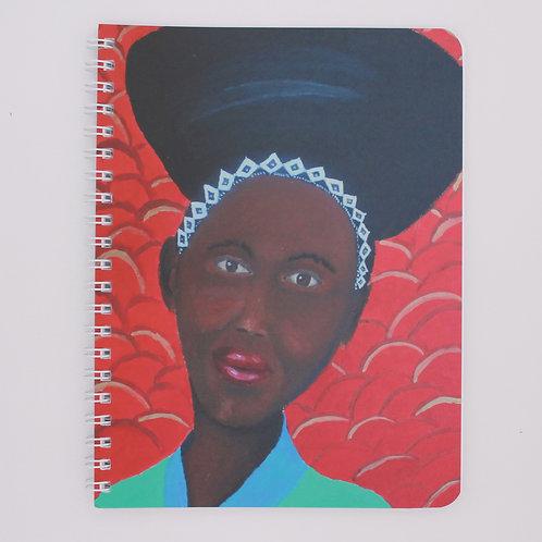Elegance Small Spiral Notebook