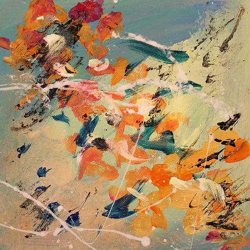 Coaster Set--Abstract