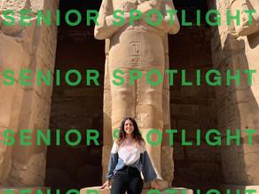 Senior Spotlight - Lina Elansary