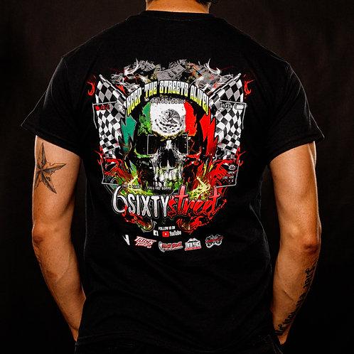 6Sixty Street - Skull Shirt
