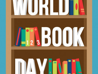 Friday 22nd Feb - World Book Day