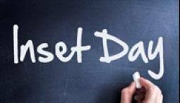 29 January - INSET day