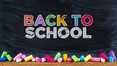 Back to School - Mon 12th April