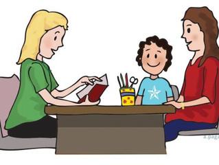October 23 - Parent/Teacher Interviews