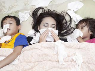 Beat Flu Before it Beats You!