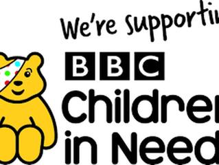 Children in Need - Fri 13th Nov