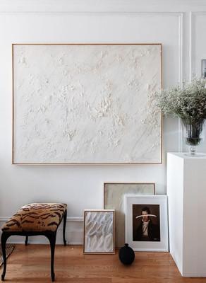 A room is nothing without art  | Kunst & Wandbilder richtig hängen - 3 Tipps