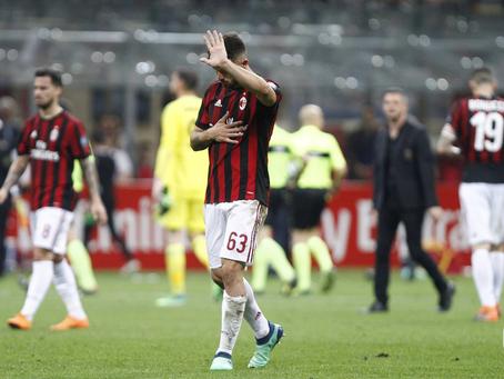 Kamprapport: Milan-Benevento (0-1)