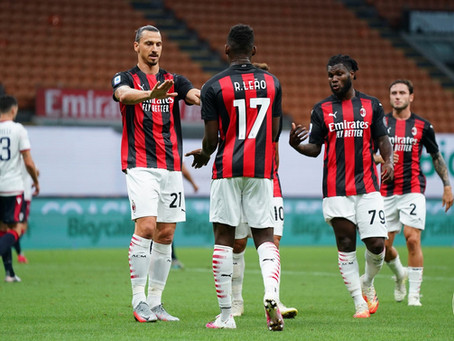Spillervurderinger: Milan – Cagliari (3-0)