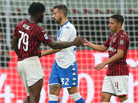 Milan med komfortabel seier i siste treningskamp