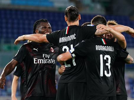 Spillervurderinger: Lazio – Milan (0-3)