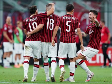 Milan snudde til seier mot Juventus!