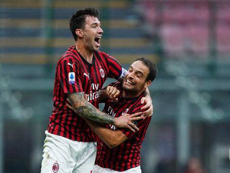 Milan snudde til seier mot Parma