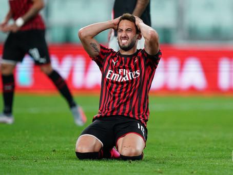 Milan er ute av Coppa Italia