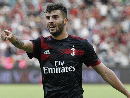 Cutrones agent: Patrick ble presset ut av Milan