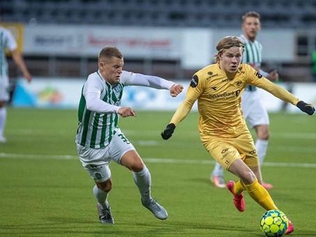 Jens Petter Hauge: – Glad jeg ikke har i hovedoppgave å stoppe Zlatan