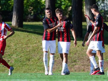 Milan med ny solid seier i oppkjøringen