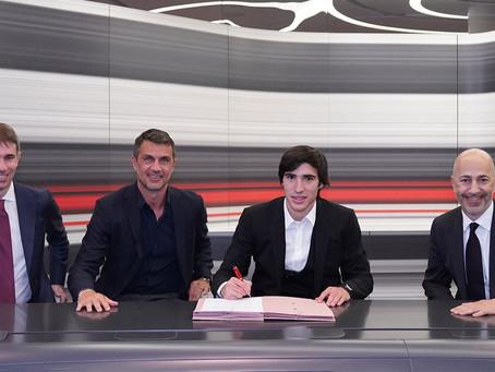 Offisielt: Sandro Tonali har signert for Milan!