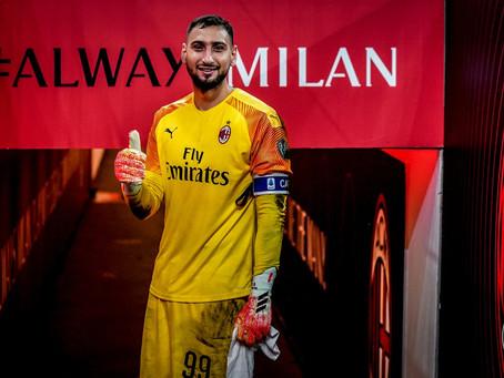 Keepersituasjonen i Milan