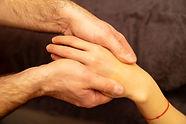 Kéz/láb masszázs