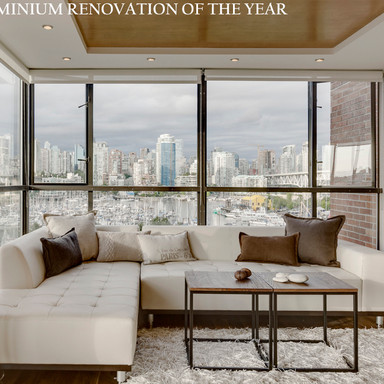 """I build a relationship with each client to ensure their experience of renovation, or design-building a new home is enjoyable, positive and informative."" Mila Djuras, principal Intermind Design   Condo Renovator of the Year 2012  READ MORE:"