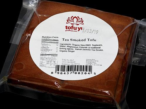 Tea Smoked Tofu