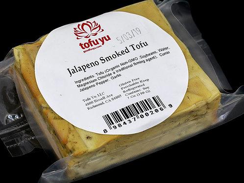 Jalapeno Smoked Tofu