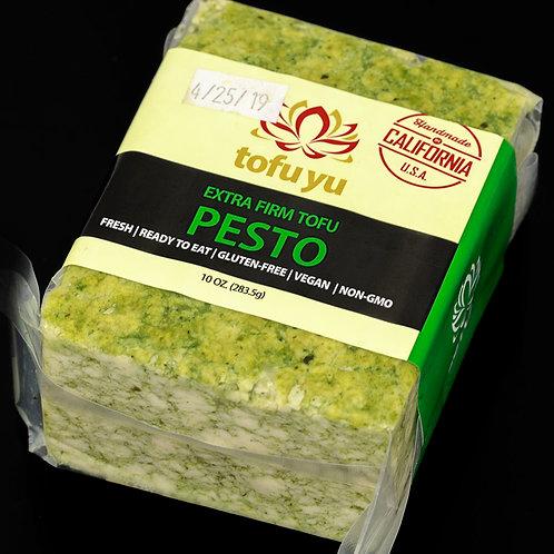 Pesto Extra Firm Tofu