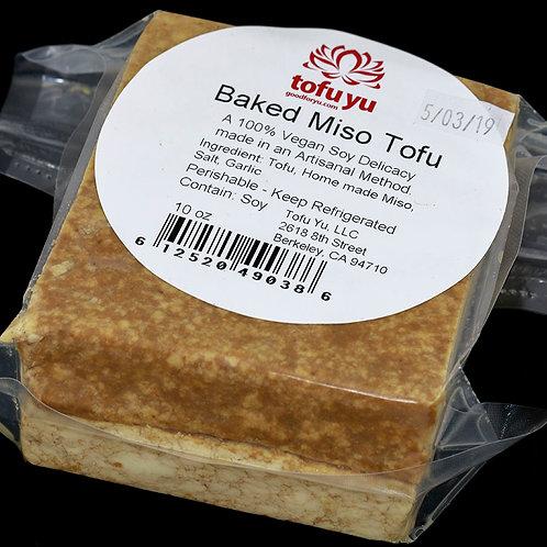 Baked Miso Tofu