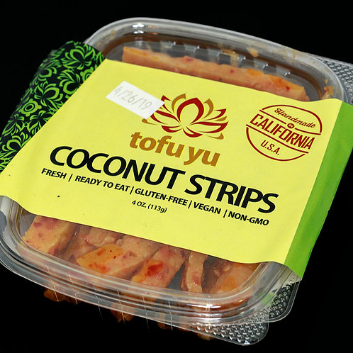 Coconut Strips