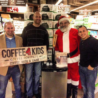 Santa Approved Nitro-Coffee!!!