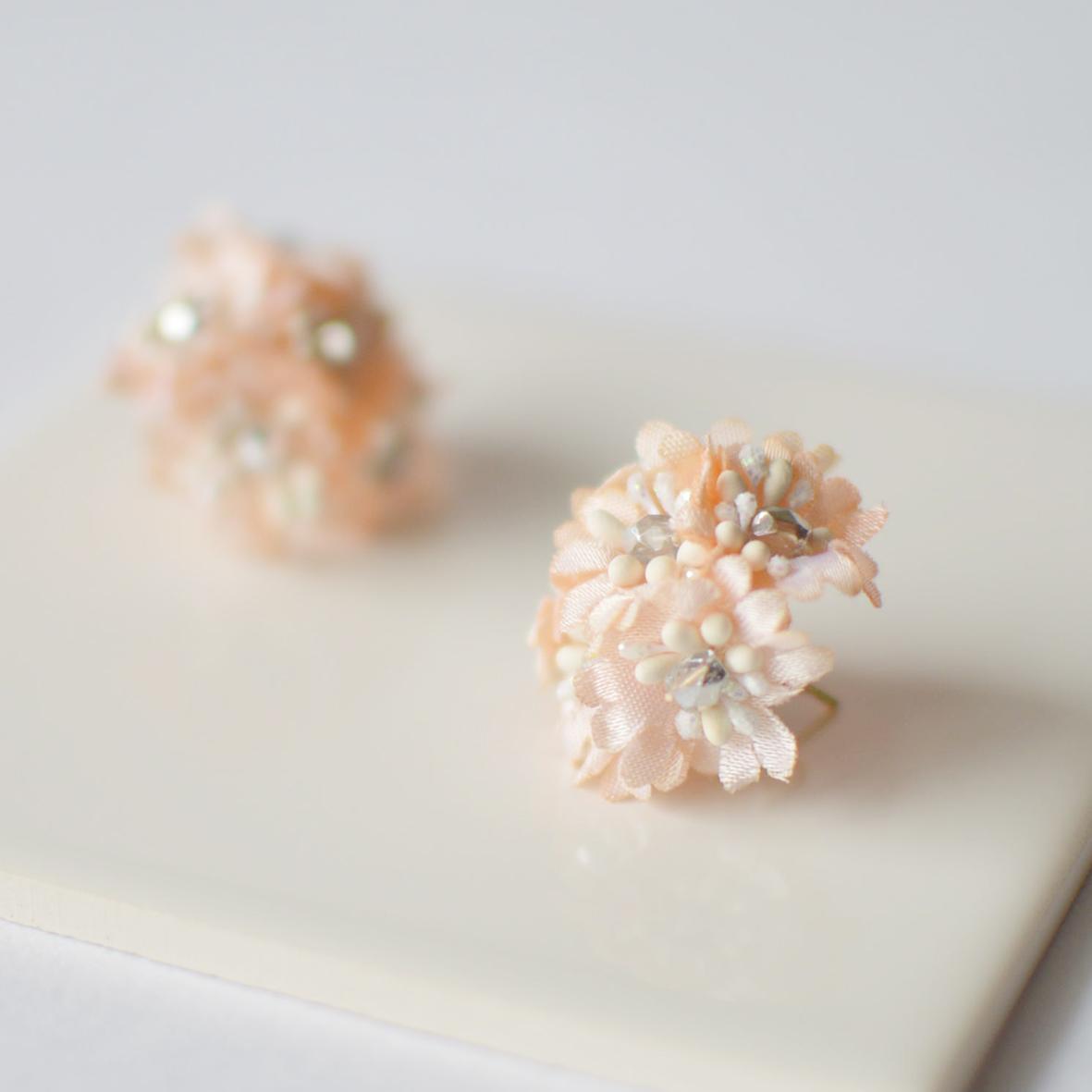 小菊のピアス:ピンク_3.jpg