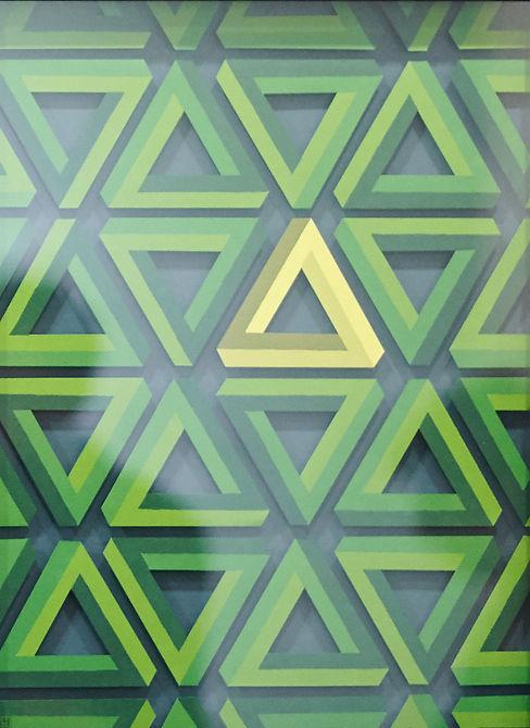 Mia Holton Penrose painting